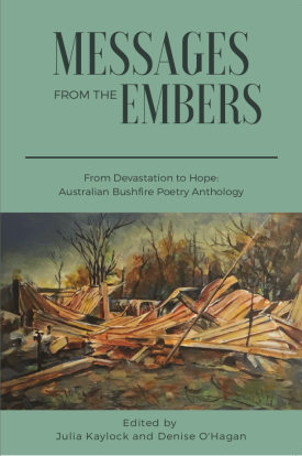Messages from the embers - front cover